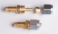 Комп. Соединительные муфты PCV - Ø6 / M 10x1