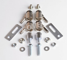 Переходники под бензиновые форсунки тип Bosch (4 шт. в комплекте)