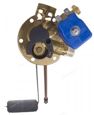 Мультиклапан Tomasetto  AT02 Ø220/225-0° EXTRA Ø8 с катушкой без ВЗУ