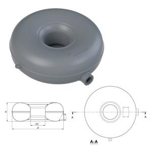 Балон тороидальный наружный D.720 H.250 80 л
