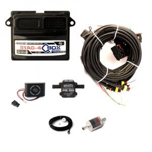 STAG Q-Box Basic електроника